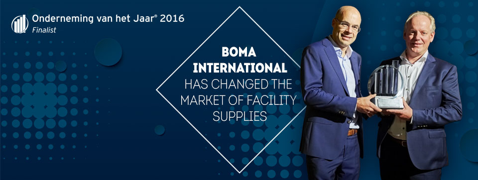 BOMA INTERNATIONAL has changed the market of facility supplies