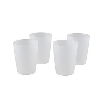 118360: Set van 4 drinkbekers
