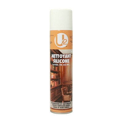 210100: Meubelspray U2 silicone cleaner - 300 ml