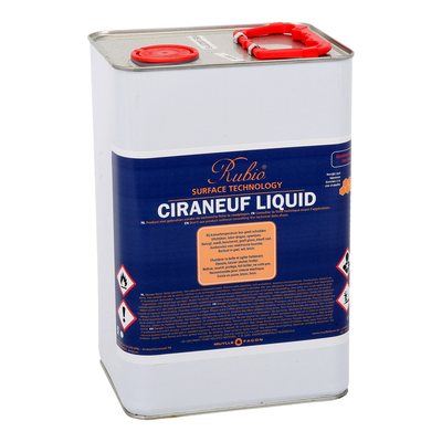 750003: Liquid Wax - 5 l - WHITE