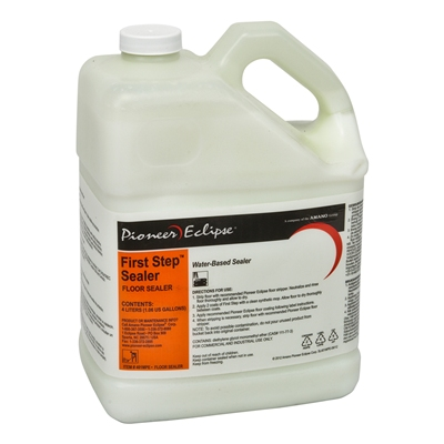255409: Eclipse First Step Sealer - 4 l