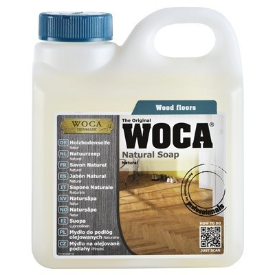 370003: Woca Natuurzeep - 2,5 l - NATUREL