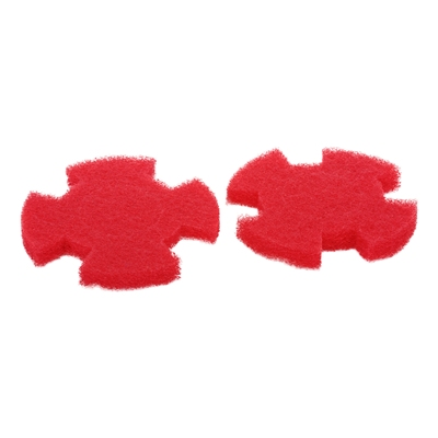 444316: I-MOP set 2 Pads RED