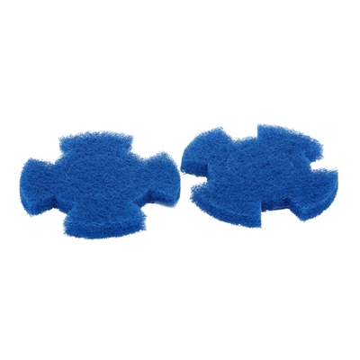 444318: I-MOP XL set 2 Pads BLUE