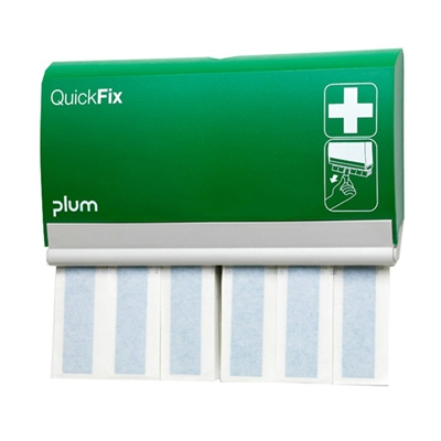 680101: QuickFix pleisterdispenser - inclusief 2 x 30 Detectable Long pleisters