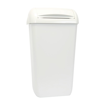 650349: Absynth damesverbandcontainer - 23 l - WIT