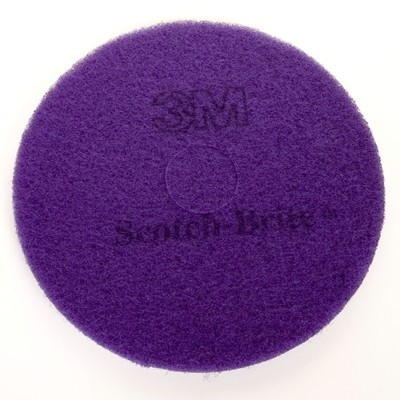 "891117: Diamond pad 3M - 43,1 cm / 17"" - PURPLE"