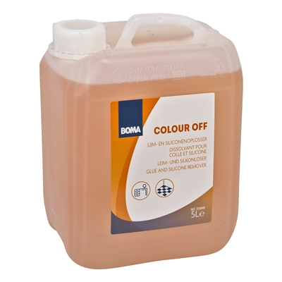 205848: Colour Off - 5 l (voorheen Colour & Silicon Off)