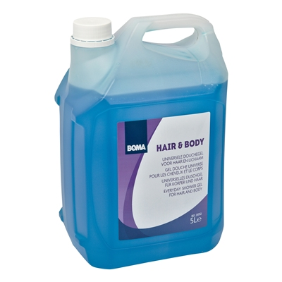 210152: Hair & Body soap - 5 l