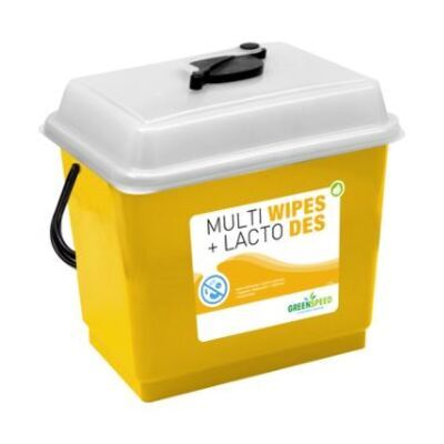 220255: Greenspeed Startpakket Multi Wipes + Lacto Des (EU-0006622-0018)