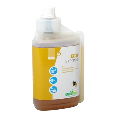 283225: ECO Strong 11 / Strong Clean niet navulbare doseerfles 20 ml Dosy Mono - 1 l