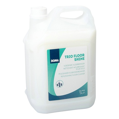 214176: Trio Floor Shine - 5 l
